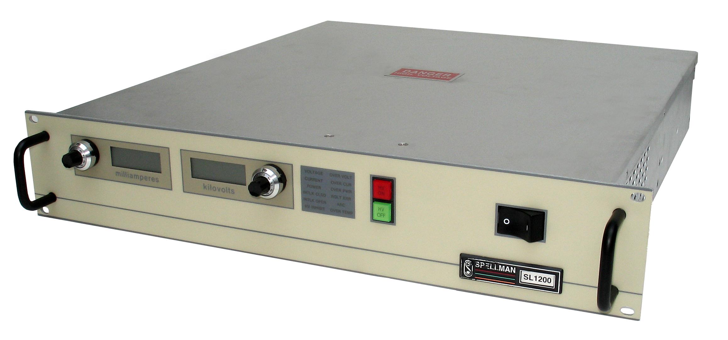 Aseptec Pte Ltd High Voltage Power Supply Rack Mount Supplies