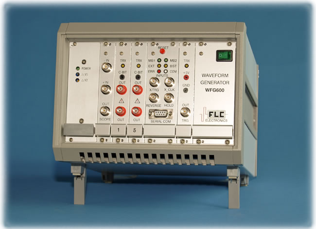 High Voltage 2-channel Waveform Generator WFG600-2